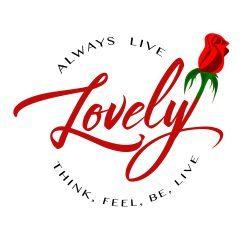 Always Live Lovely